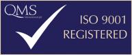 QMS ISO 9001 Registered